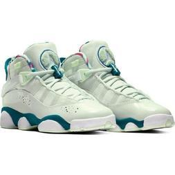 Youth Nike Air Jordan 6 Rings Basketball Shoes 323399-003 Si