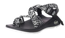 Chaco Z/CLOUD X2 Remix Prairie Black Comfort Sandal Women's