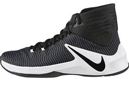 NIKE Men's Zoom Clear Out Basketball Shoes 844372 002 Black