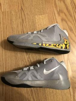 Nike Zoom Freak 1 GS Giannis Graffiti Kids Basketball Shoes