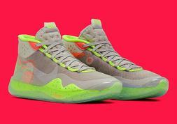"Nike Zoom KD12 ""90s Kid"" AR4229-900 Basketball Shoes Men's S"