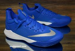 Nike Zoom Shift TB Blue White 897811-400 Basketball Shoes Me